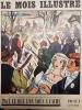 Le Mois Illustré, N°2 : Première de couverture : Pau, 3 Avril 1956, deux bandits sont arrêtés par les invités d'une noce - Réhabilitons  Staline ...