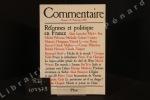 """Commentaire N°97. Revue Commentaire, """"Il n'y a pas de bonheur sans liberté, ni de liberté sans vaillance"""" - Fondée par Raymond Aron en 1978"""