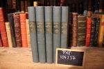 Flore de France - Tomes 1, 2, 3, 4 et 5 - 5 volumes. GUINOCHET, Marcel - de VILMORIN, Roger - Georges Mangenot (préface)