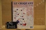 Le Croquant, N°20 : La littérature tchèque contemporaine - Violence Familiale. Le Croquant - Revue Littéraire (Sciences Humaines, Arts et Littérature)