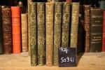 Revue du Dauphiné - Tête de collection - 6 Volumes ( 1-2-3-4-5-6 ) - Rarissime ensemble des six premiers volumes de cette revue remarquable sur le ...