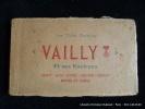 Album de cartes postales. Vailly et ses environs. Sancy. Aizy. Ostel. Soupir. Bourg et Comin..