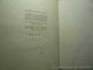 Message sur la Poésie Immortelle prononcé à Skyros pour l'inauguration du monument dédié à Rupert Brooke. Lithographie de Léo Lelée d'après Tombros. ...