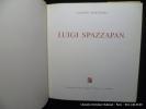 Luigi Spazzapan. Monographie.. Giuseppe Marchiori. Texte en italien, français, anglais et allemand.