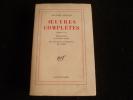 Oeuvres complètes VII  Héliogabale ou l'anarchiste couronné. Les nouvelles révélations de l'être.. Antonin Artaud