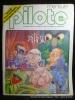 Revue Pilote n°46 The Big Têt Show. Couverture d'après Jim Henson. Revue Pilote