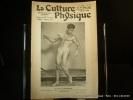 La Culture Physique Août 1941, n°609. Le culturiste Manoukian. La Culture Physique