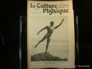 La Culture Physique Décembre 1941, n°613. Le culturiste et athlète complet Tron. La Culture Physique