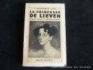 La princesse de Lieven. Grande dame et coeur de femme.. H. Montgomery Hyde