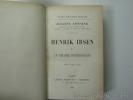 Henrik Ibsen et le théâtre contemporain. Ehrhard Auguste