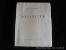 DOMINIQUE. FROMENTIN, Eugène - Illustrations de L-J SOULAS