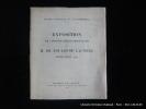 Exposition de lithographies originales de H. De Toulouse-Lautrec Mars-Avril 1927 Musée National du Luxembourg. Extrait de  Byblis  Miroir des Arts du ...