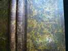 La grande ville. Nouveau tableau de Paris, comique et philosophique. . Tome 1 : Ch. Paul de Kock. Tome 2 :  BALZAC (H. de) DUMAS (A.)  SOULIE (F.)  ...