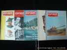 Képi blanc La vie de la Légion Etrangère 17e Année complète.. Képi blanc, collectif.