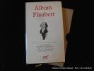 Album Flaubert. Gustave Flaubert. Iconographie choisie et commentée par Jean Bruneau et Jean A. Ducourneau.