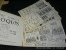 Croquis. Premier album. Du Nord à la Loire.. Albert Laprade