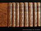 Les Oeuvres de M. L'Abbé de Saint Real, nouvelle édition Revue , corrigée, rangée dans un meilleur ordre et augmentée. En 8 vols., complet.. Abbé de ...