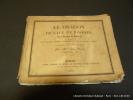 Le Dragon de l'Ile de Rhodes. Seize Dessins de Retzsch. Avec une traduction littérale, et vers par vers, de la Ballade de Schiller, intitulée Der ...