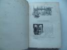 Amateurs et salles d'armes. Adolphe Tavernier. Illustrations de Genilloud.