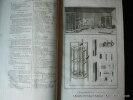 Encyclopédie Diderot & d'Alembert.  PASSEMENTIER.  contenant 32 planches suivi de RUBANIER contenant dix planches doubles équivalentes à 20 planches ...
