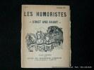 Les Humoristes N°3 Décembre 1924 . Vingt ans avant.  Exemplaire du tirage de tête sur Hollande signé et numéroté par le secrétaire général Maurice ...