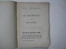 La Lanterne. Numéro 69 du 18 septembre 1869.. Rochefort Henri