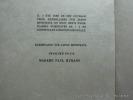 Fragments d'histoire. Impressions et souvenirs. Exemplaire du tirage de tête. Un des 3 ex. sur papier japon Mitsumata imprimé pour Madame Paul ...