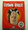 Cosmik Roger. L'intégrale tome 1.  Superbe dessin original à pleine page.. Julien & MO / CDM
