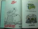 Cosmik Roger, Tome 2. Une planète sinon rien. Superbe dessin original à pleine page.. Julien & MO CDM