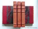 Orient Express.  Edition du Club Français du Livre reliée dans un élégant demi-chagrin rouge.. GREENE Graham