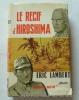 Le récif d'Hiroshima.. Eric Lambert. Couverture en couleurs illustrée par Michel Gourdon.