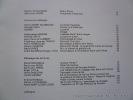 SAINT-JOHN PERSE. Braque, Clavé, Garanjoud. Catalogue d'exposition  métissage des écritures. SAINT-JOHN PERSE. Braque, Clavé, Garanjoud