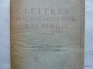 Lettres d'Alain Fournier à sa famille 1905-1914. Alain Fournier. Avant-propos d'Isabelle Rivière
