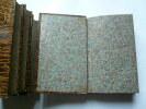 Oeuvres complètes de M. Le Vicomte de Chateaubriand. 22 tomes reliés en 15 volumes. Complet. . Chateaubriand François-René de