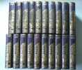 Les Rougon-Macquart. Histoire naturelle et sociale d'une famille sous le Second Empire. 20 volumes. Complet.. Emile Zola