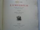 Histoire de l'empereur, racontée dans une grange par un vieux soldat. Préface de Henri Houssaye. . Honoré de BALZAC