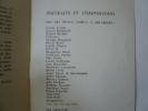 LAPOUJADE. Portraits et compositions. Préface de Marguerite Duras. Galerie Pierre Domec. 6 mai-12 juin 1965. LAPOUJADE. Marguerite Duras.