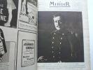 LE MIROIR. Revue hebdomadaire des actualités. 5 volumes couvrant entièrement la Première Guerre Mondiale, du 9 août 1914 - 12 octobre 1919. Complet de ...