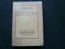 Lettres choisies (20 novembre 1868 - 21 déc. 1888).. Frédéric Nietzsche
