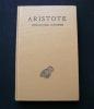 Constitution d'Athènes. 9e tirage.. Aristote. Texte établi et traduit par Georges Mathieu et Bernard Haussoulier.