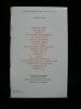 Oeuvres complètes. Tome 1.. André Breton. Edition établie par Marguerite Bonnet.