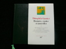 Romans, Contes et Nouvelles 2. . Théophile Gautier. Edition établie sous la direction de Pierre Laubriet.