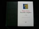 Nouvelles complètes II. 1877-1888. Henry James.  Edition établie par Evelyne Labbé.