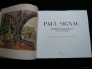 Paul Signac. Dessins et Aquarelles. Collection inédite. Essais de Marina Ferretti Bocquillon et Charles Cachin.