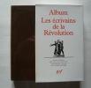 Album Les écrivains de la révolution. Pierre GASCAR