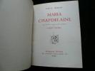 Maria Chapdelaine. Récit du Canada Français. . Louis Hémon. Compositions originales en couleurs de Eugène Corneau.