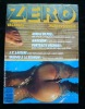 Magazine Zéro, mensuel n°10. Zéro vacances, numéro double, juillet-août 1987. . Gébé, Folco, Vergne, Topor, Salengro, Pichon, Folly, Wolinski, ...