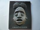 Arts primitifs. Collection Pierre Harter. Juin 1995. 283 numéros.. Alain de Montbrison (expert)