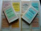 Série complète de la collection -LA VIE DE BOHEME- publiée sous la direction de Francis Carco. En dix volumes. La légende et la vie d'Utrillo par ...