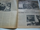 Revue Cadran numéro 12. Un gros industriel de l'U.R.S.S., par J. Hersey. La lutte des écrivains, par Yvonne Desvignes. Les Indes à la croisée des ...